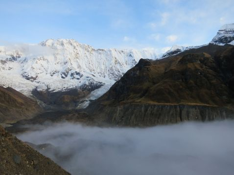 Annapurna I.