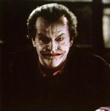 Bild lånad från http://batman.wikia.com/wiki/The_Joker_%28Jack_Nicholson%29