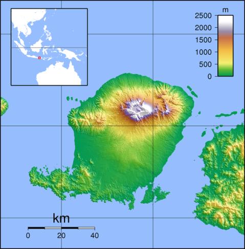 Bild från wikipedia, http://en.wikipedia.org/wiki/Lombok .