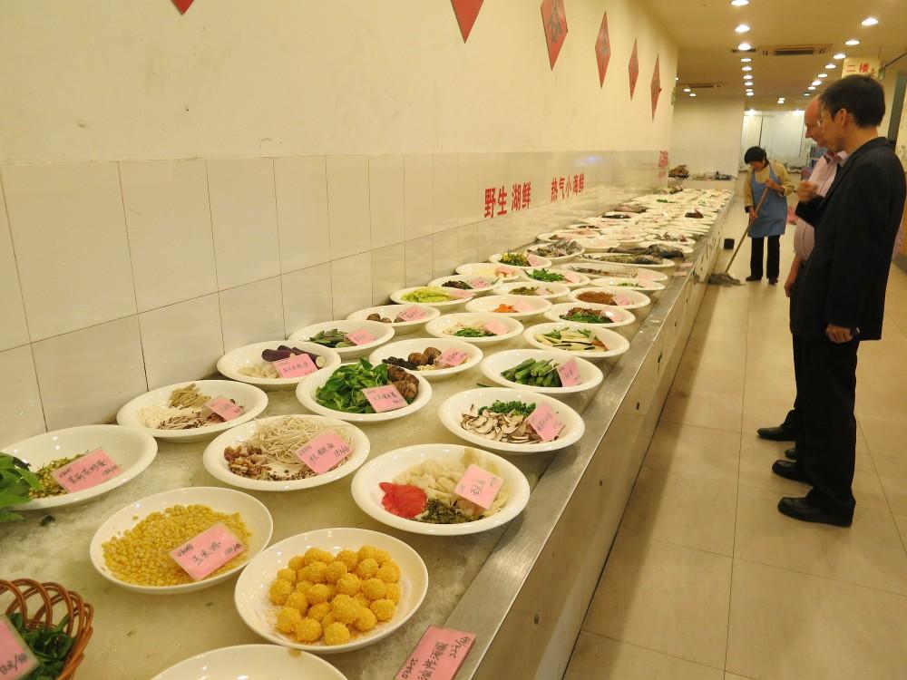 Kinas Mat på riktigt (2/6)